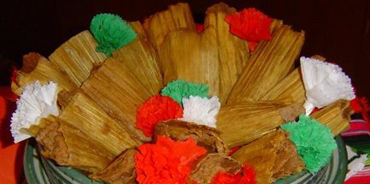 bean tamales tameles de frijoles recipe