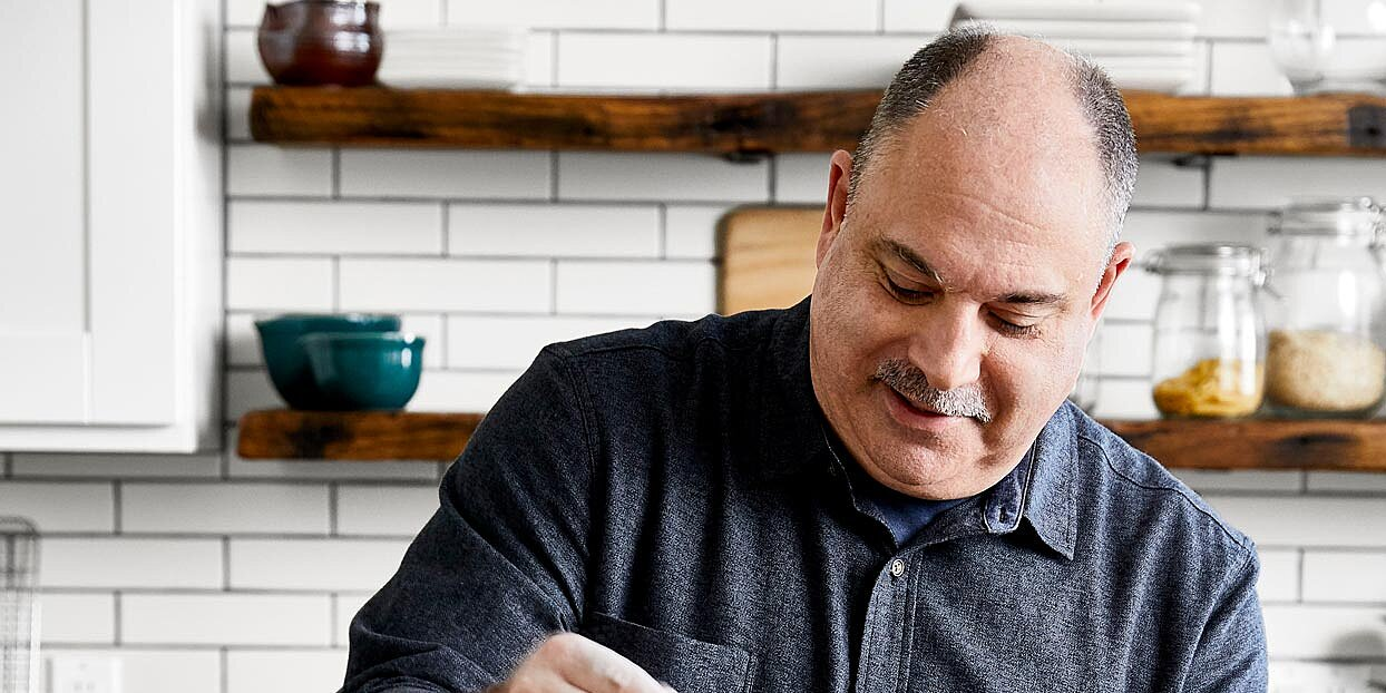 get to know own chef john