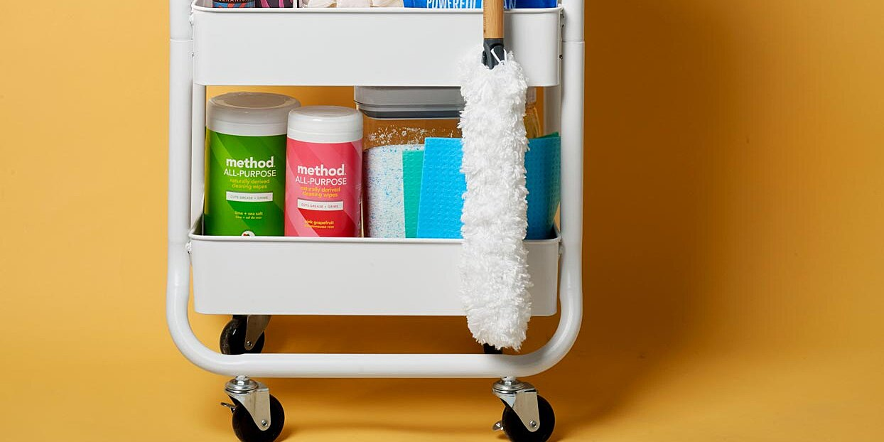 Your Kitchen Needs These Green Cleaning Products (and so Does the Earth)