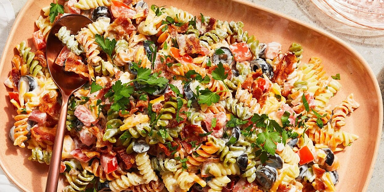 10 Creamy Pasta Salads for Summer