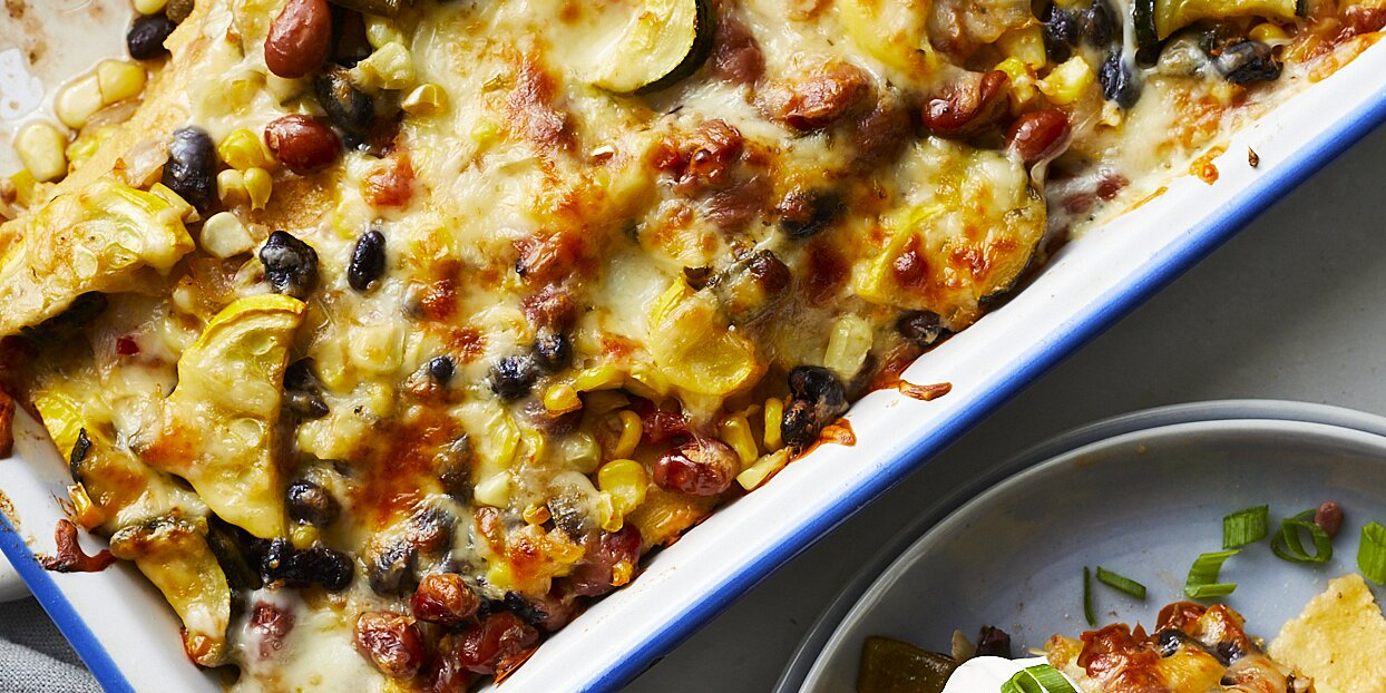 17 Delicious Vegetarian Casseroles to Make for Dinner Tonight