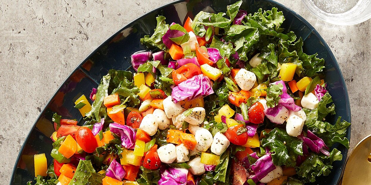 18 Easy Chopped Salads for Summer