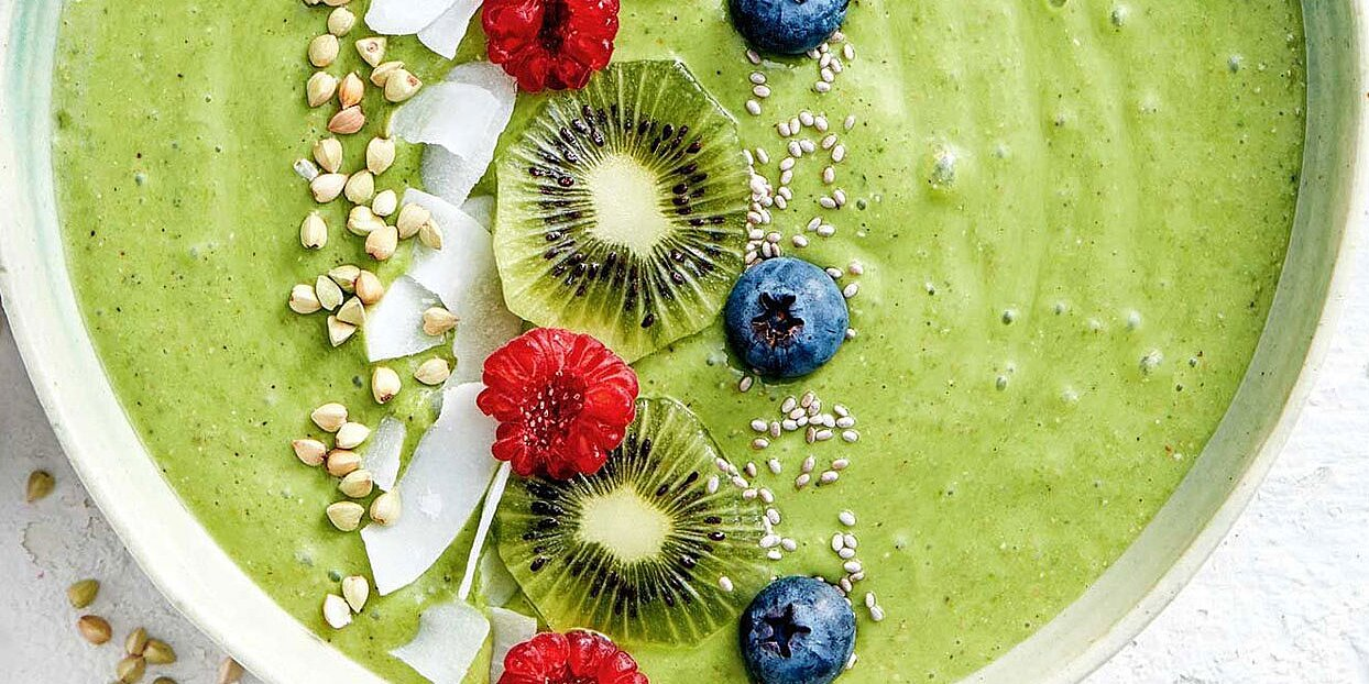 Kale Smoothie Recipes cover image