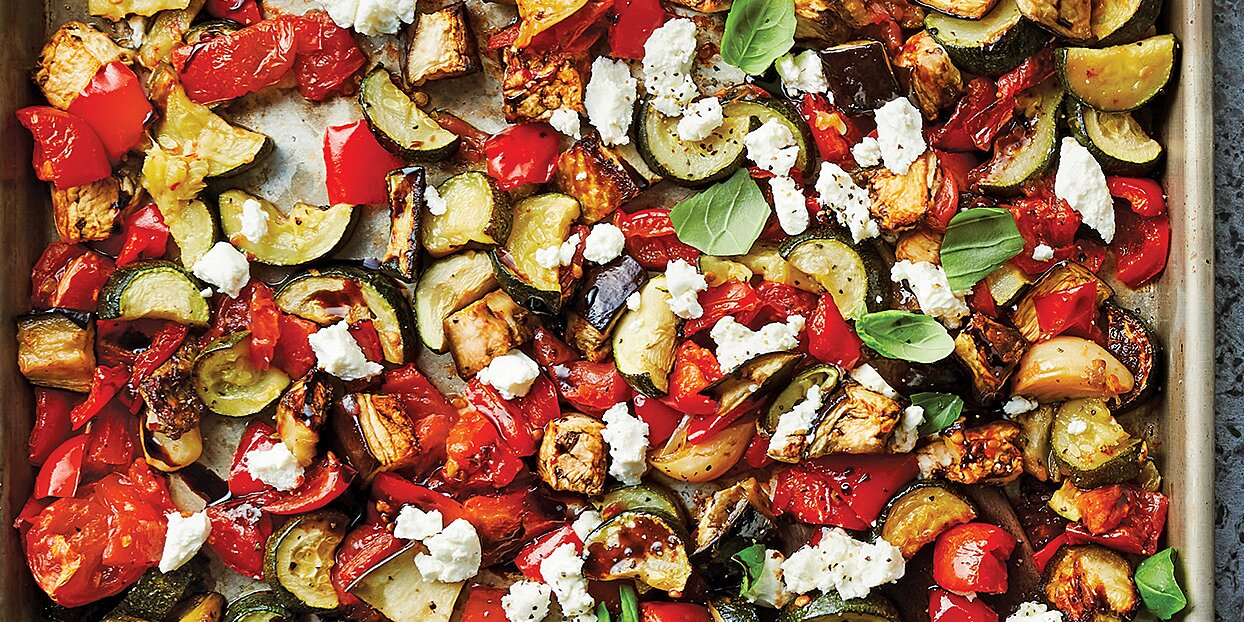 25 Sheet-Pan Veggie Recipes