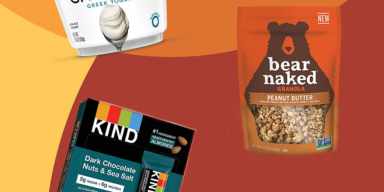 6 Dietitian-Approved Packaged Snacks for When You're Short on Time