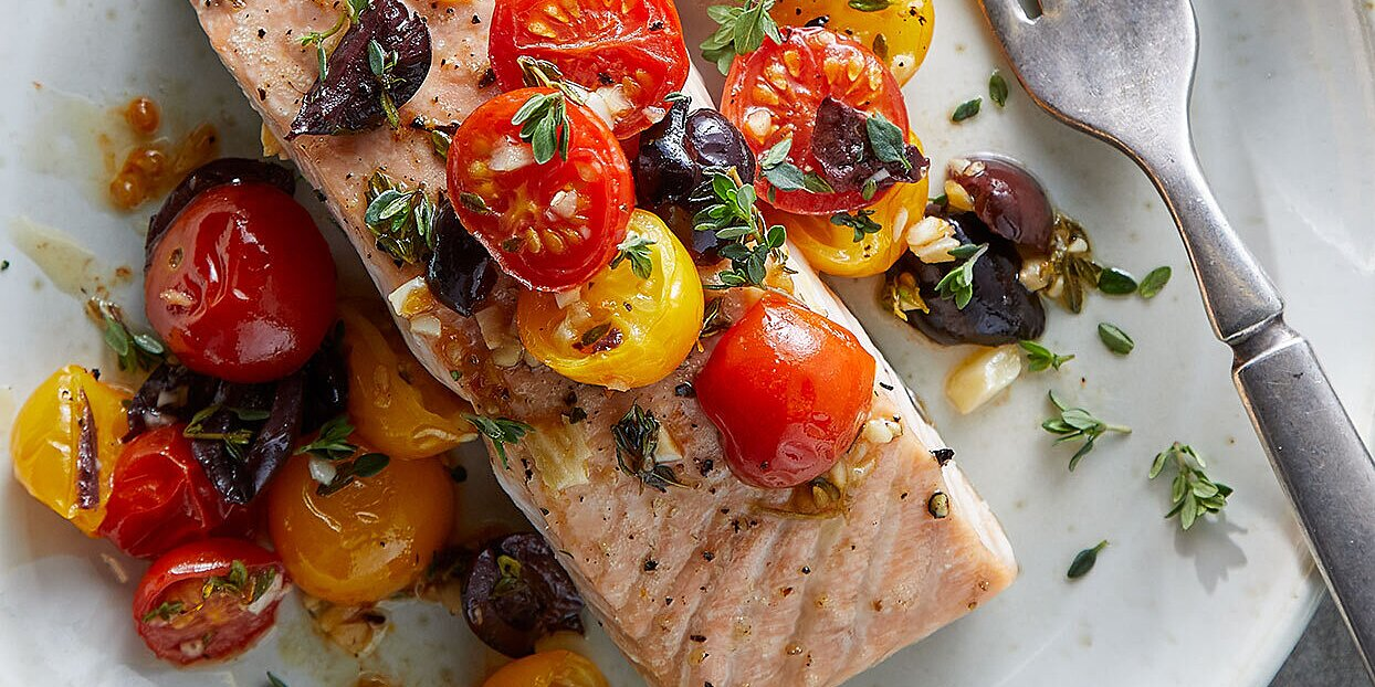 9 Mediterranean Diet Ingredients Dietitians Say They Can't Live Without