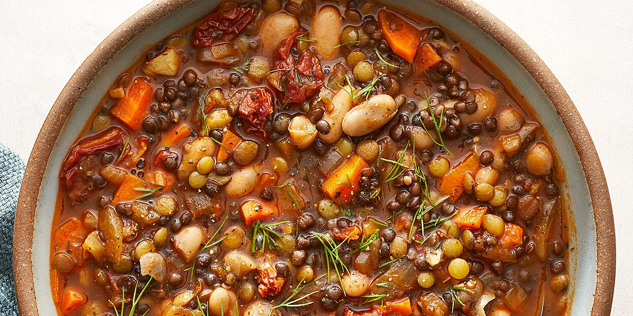 16 Vegan Dinners Perfect for the Mediterranean Diet