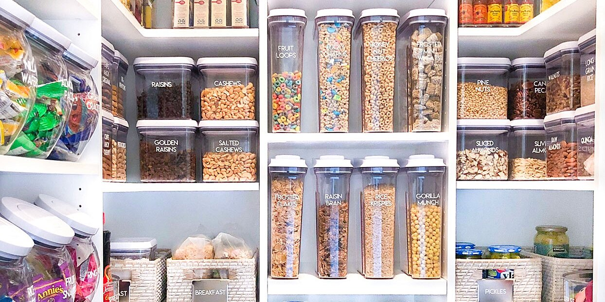 5 Expert Tips to Have the Most Organized Pantry Ever—According to The Home Edit