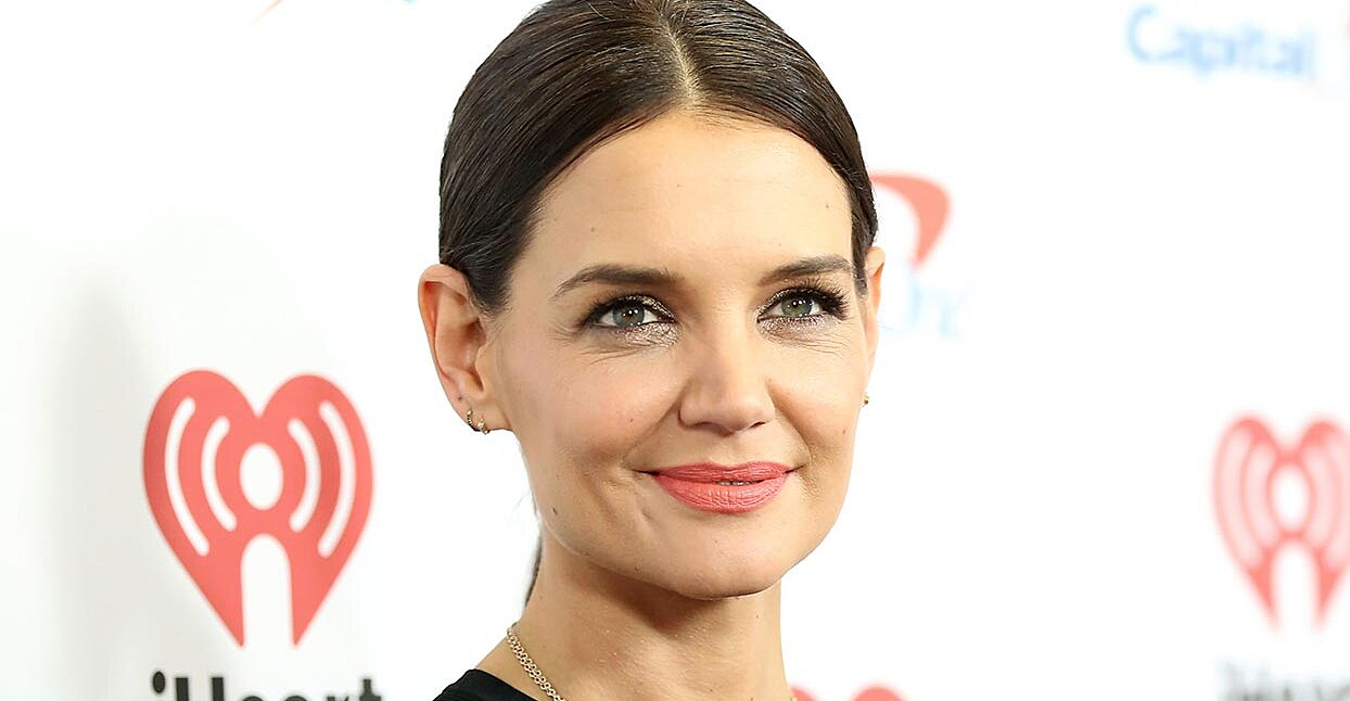 Katie Holmes Channeled Adele's Latest Look but Added a Confusing Accessory