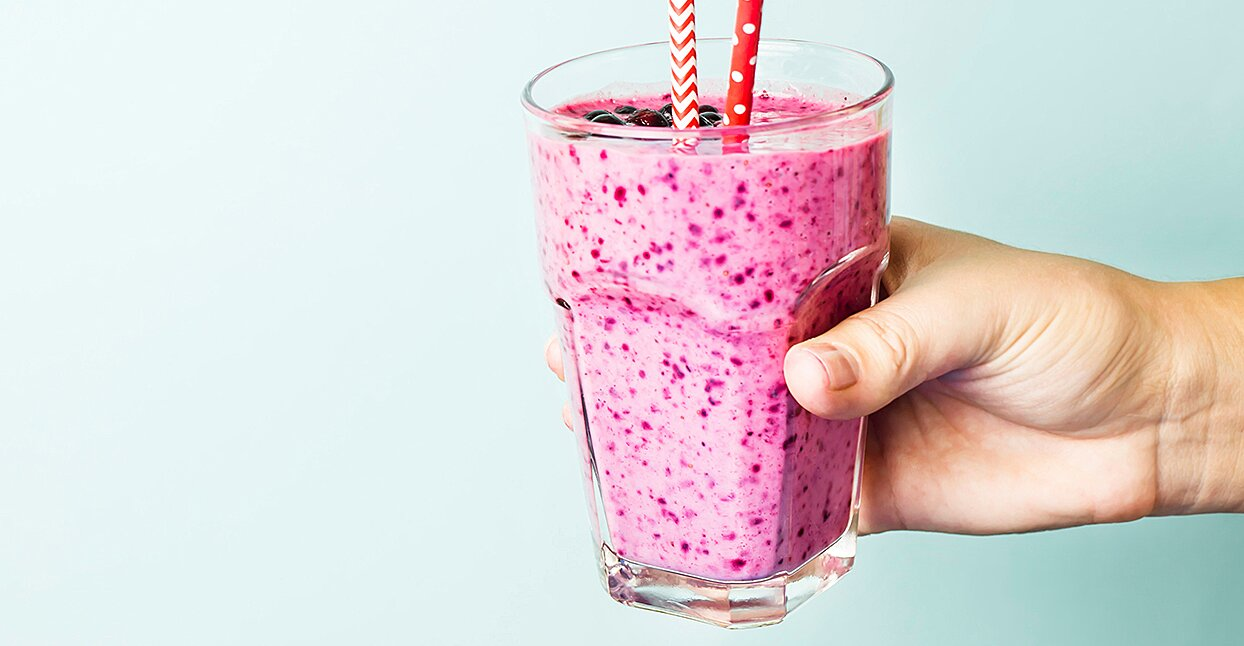 The Best Healthy Weight Loss Smoothie Recipes Shape
