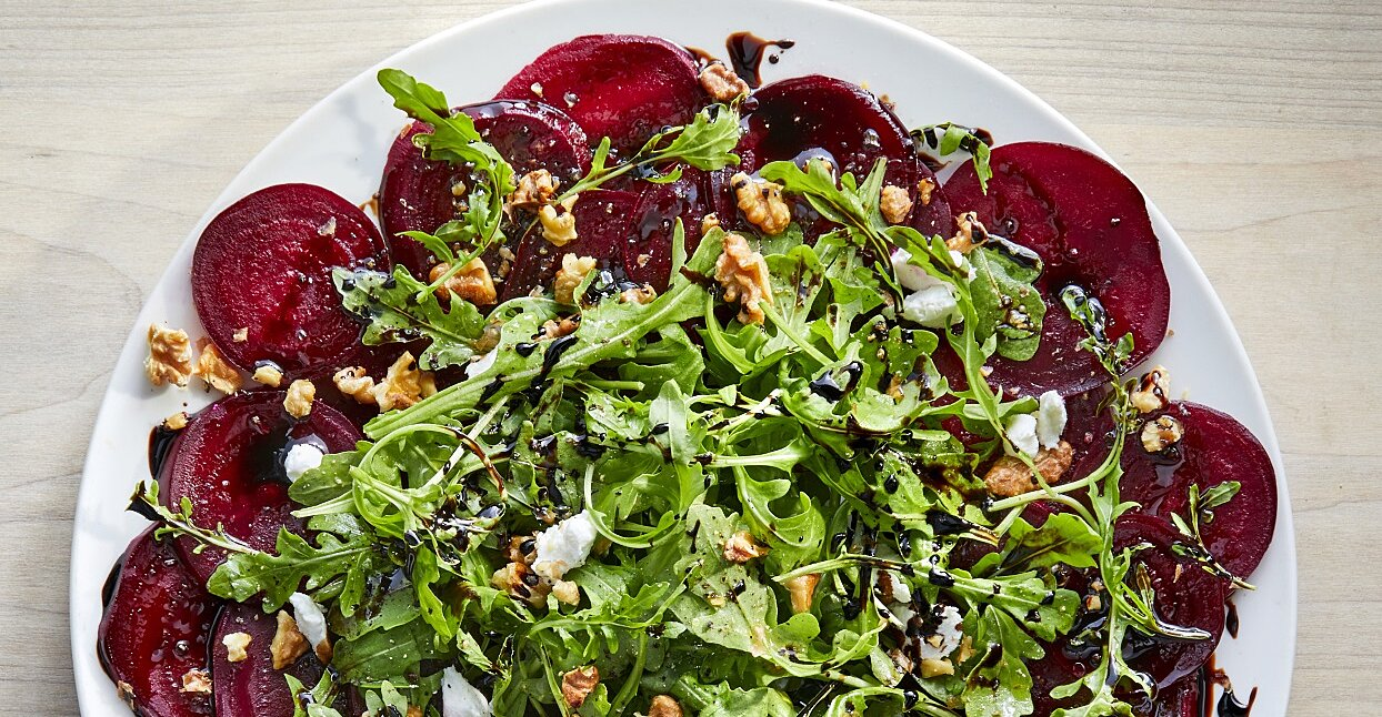 14 Healthy Recipes Featuring Beets & Goat Cheese