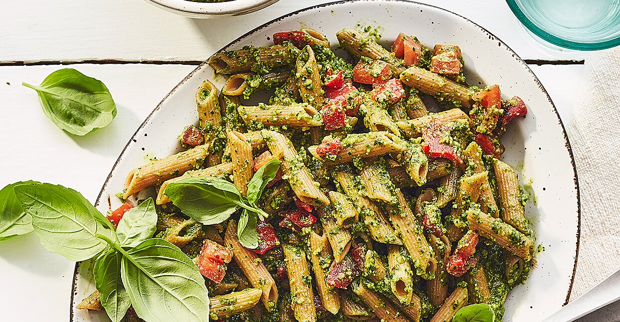 24 Recipes to Use Up Basil from Your Garden