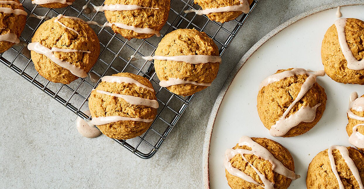 10 Healthy Pumpkin Cookie Recipes to Make This Fall