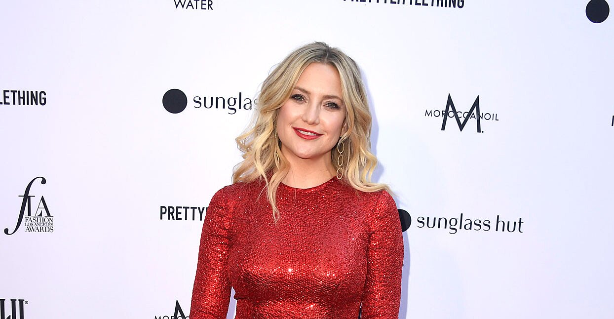 Kate Hudson's Healthy-ish Pumpkin Swirl Cheesecake is Definitely Making an Appearance on Our Holiday Menu