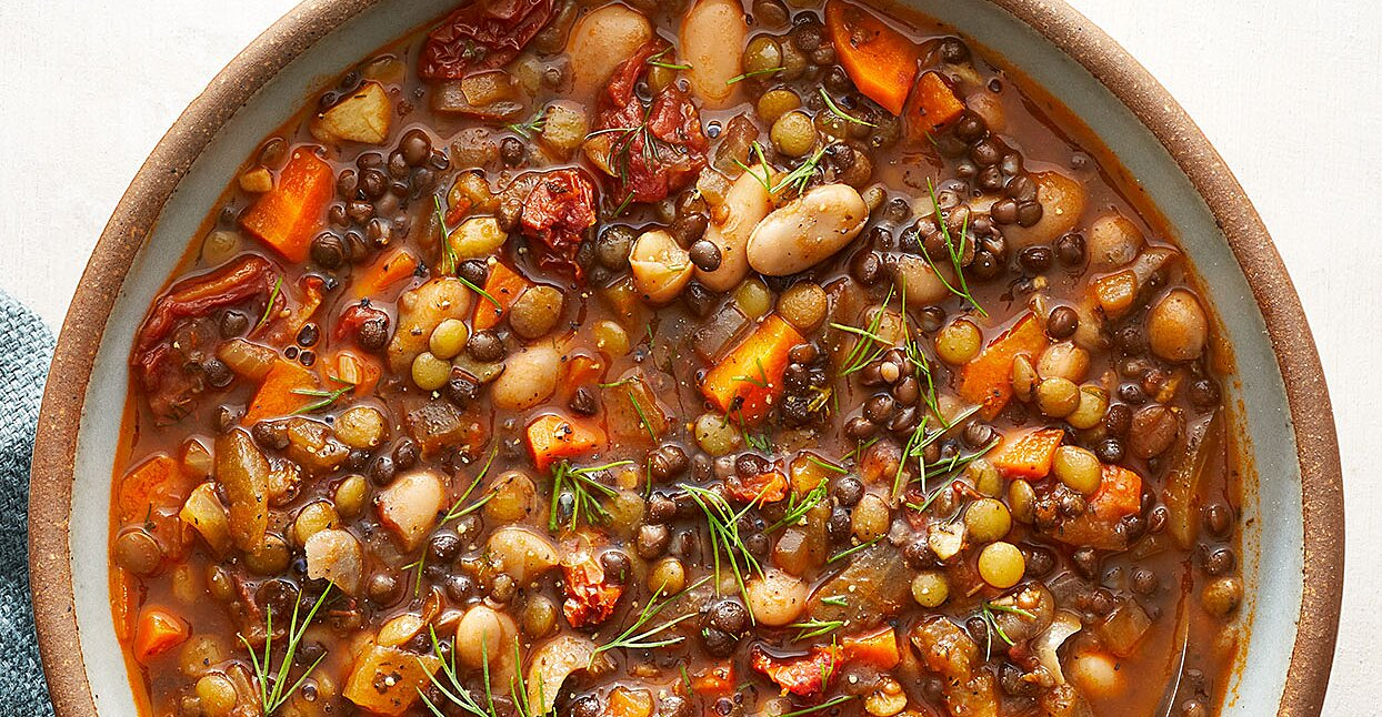 10 Cozy Lentil Soups to Make You Feel Good