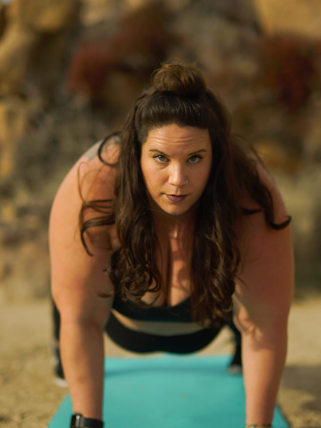 Whitney Way Thore on Other People's 'Fat Phobia' at the Gym ...