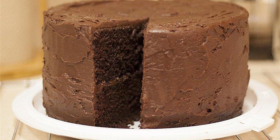 dark chocolate cake ii recipe