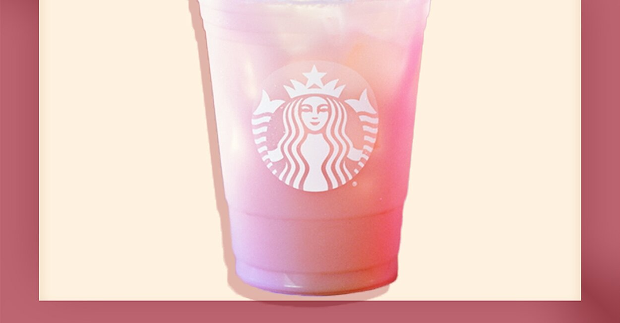 Starbucks Has a New Pink Drink to Instagram This Summer