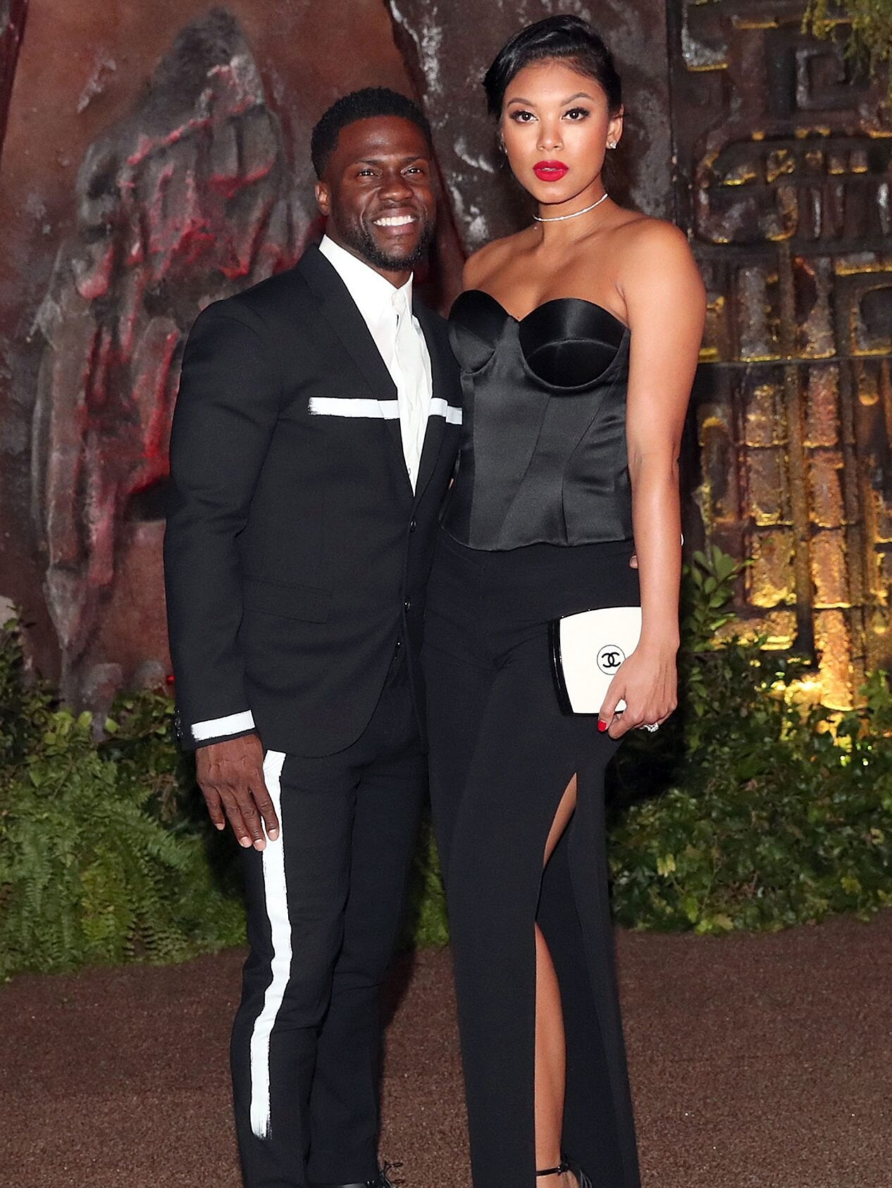 who is kevin hart dating now