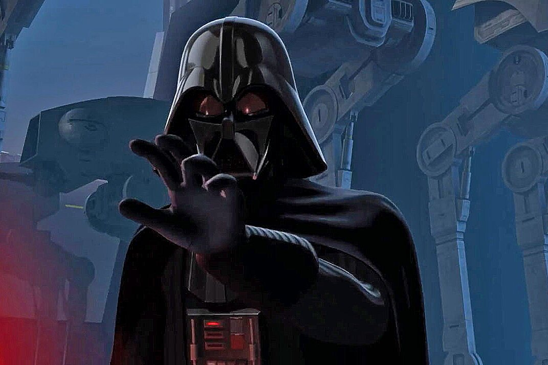 Darth Vader Returns Get An Exclusive Look At The Villain S Comeback On Star Wars Rebels Ew Com