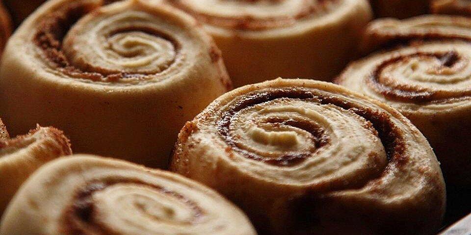cinnamon rolls iii recipe