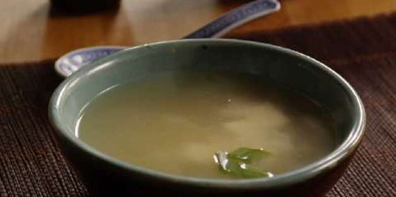 miso soup how to make miso soup