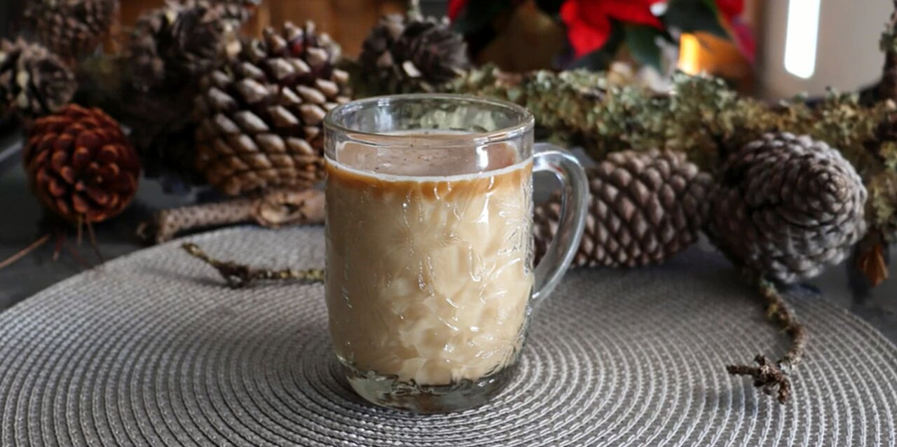 chef johns hot buttered rum