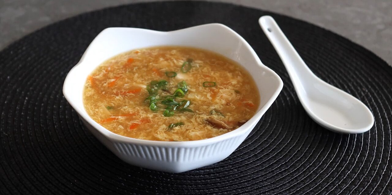 chef johns hot and sour soup