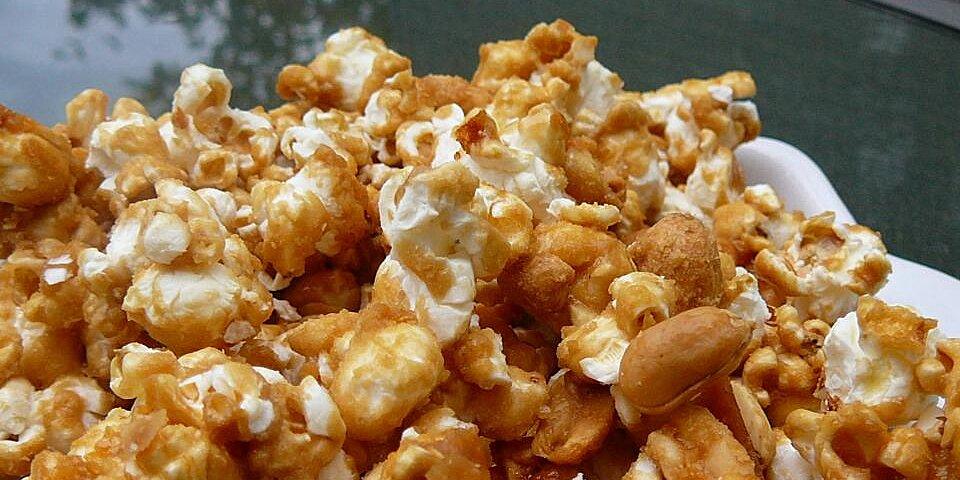 my amish friends caramel corn