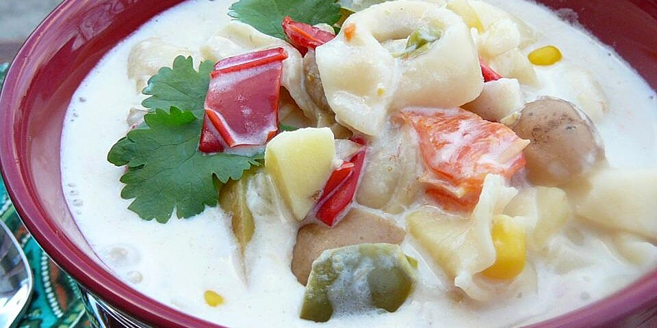 tortellini chowder recipe