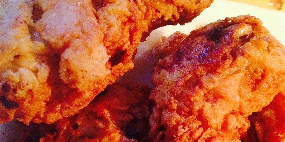 southern style buttermilk fried chicken recipe
