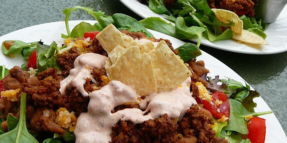 lazy katies taco salad recipe