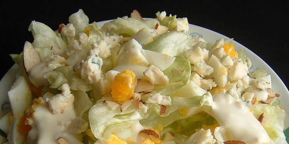 first class bleu cheese salad recipe