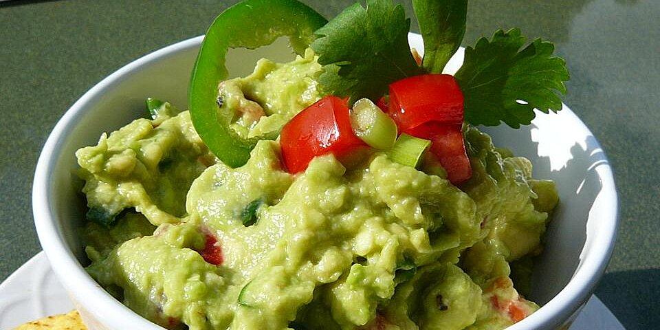 Ricetta Guacamole Light.Chunky Paleo Guacamole Recipe Allrecipes