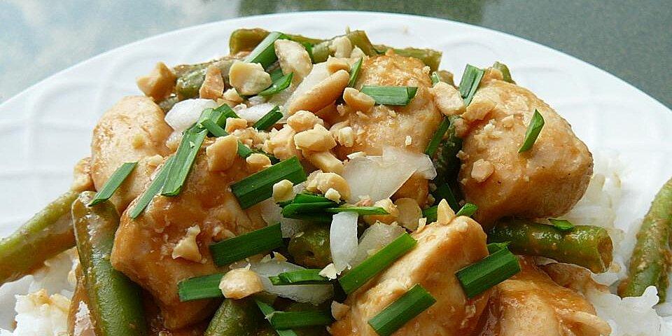 erins indonesian chicken recipe