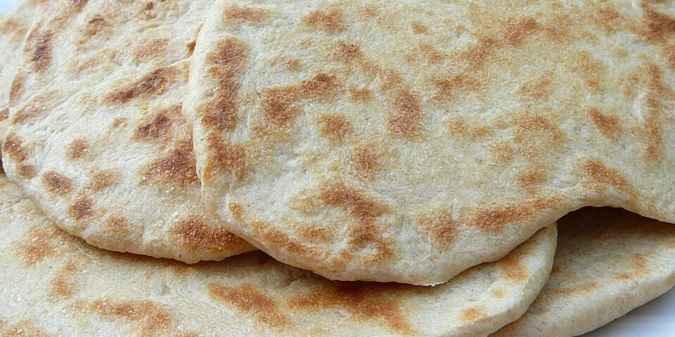 syrian bread recipe