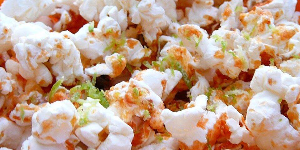sriracha lime popcorn recipe