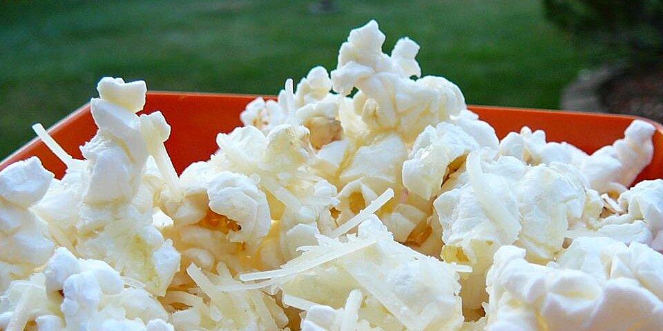 garlic bread popcorn recipe