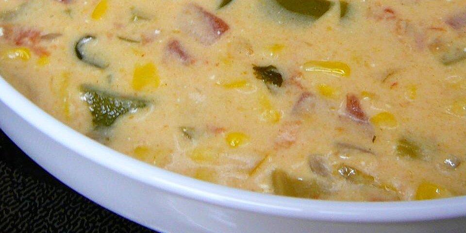 salsa corn chowder recipe