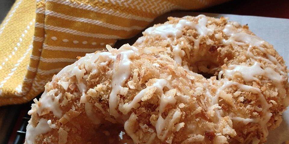 fluffy cake doughnuts recipe