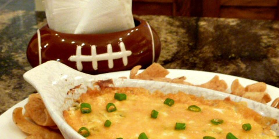 hot baked taco dip recipe
