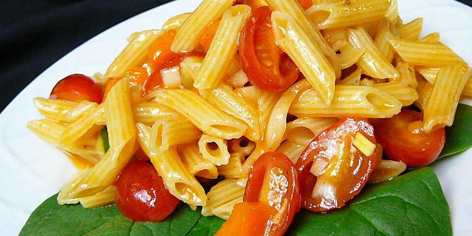 marinated macaroni salad recipe