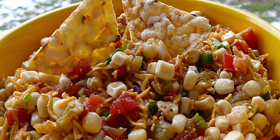 zesty dip for chips recipe