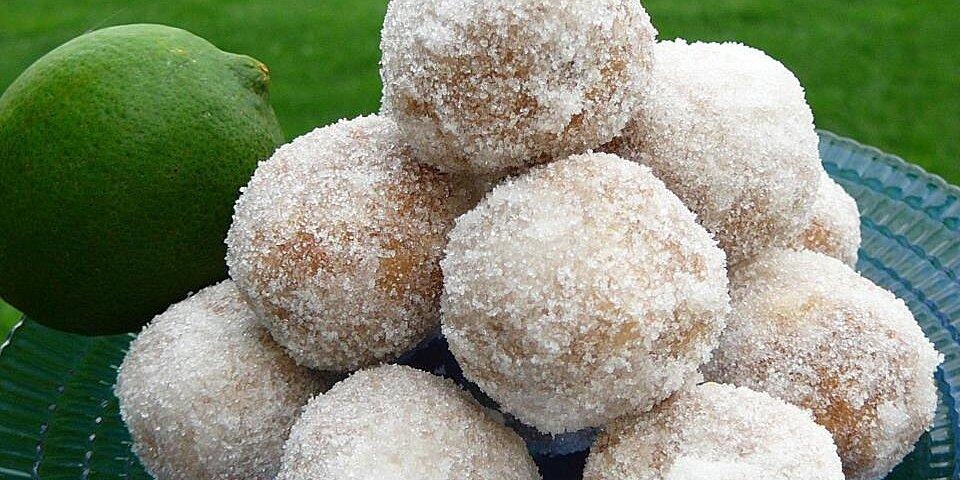 margarita balls i recipe