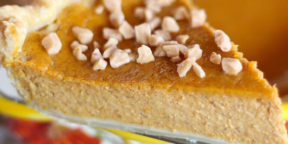 pumpkin custard pie ii recipe