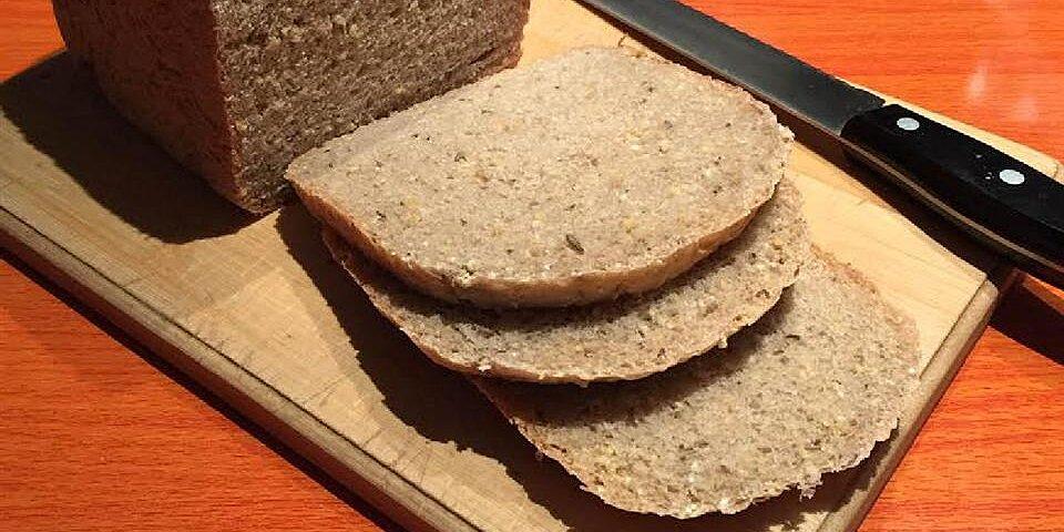 uncle wynns bread machine rye recipe