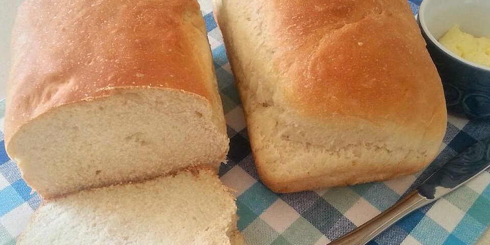 grandma vandorens white bread recipe