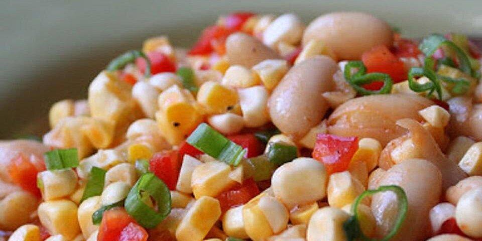 sufferin succotash salad recipe