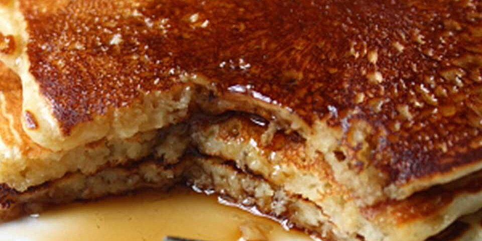 old fashioned pancakes