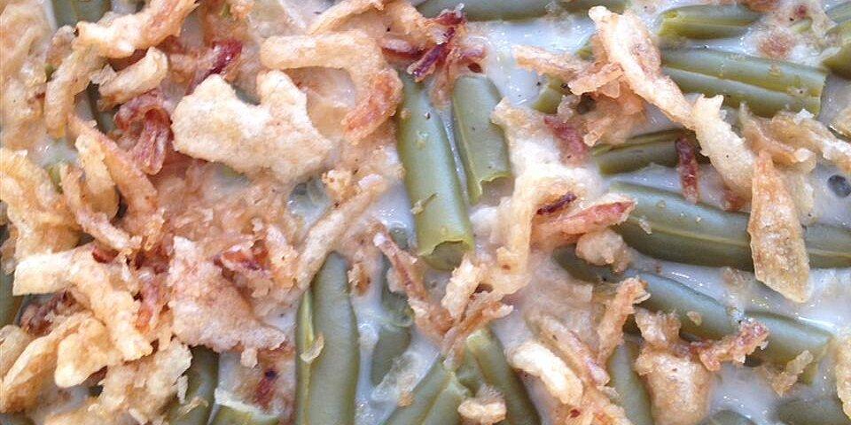 green bean casserole iii recipe